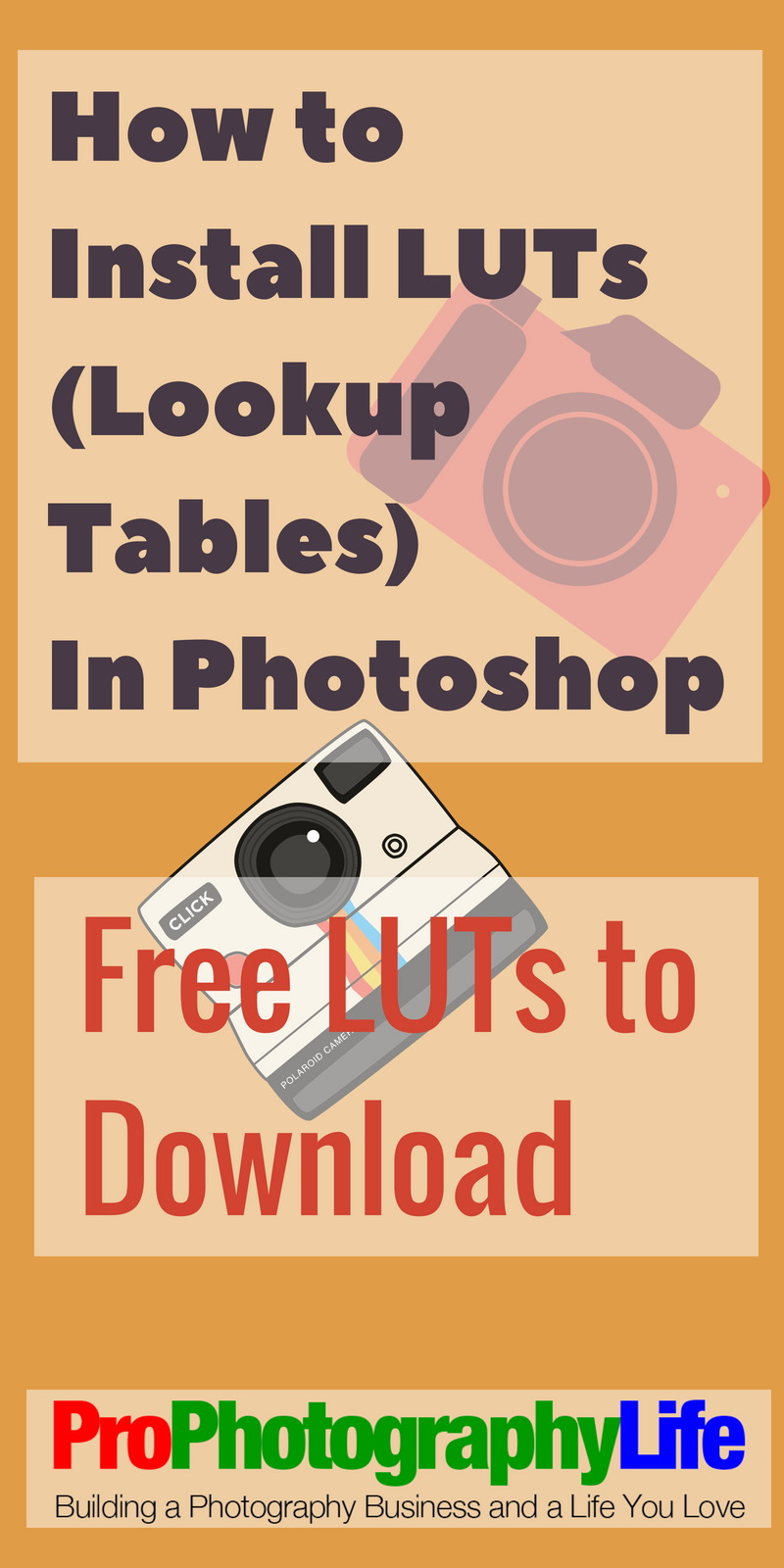 free luts for photoshop
